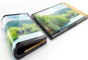 Escobar Fold 1 - Brat Pablo Escobara wypuszcza na rynek tani składany smartfon